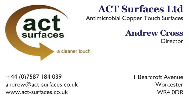 Contact ACT Surfaces